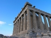 Parthenon close up